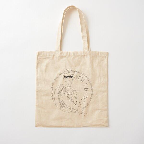 Veni Vidi Vici Cotton Tote Bag