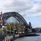 Sydney Harbour Views by TJSphoto