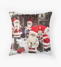 Jingle Bells..... Throw Pillow