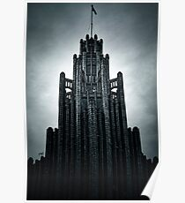 Dark Grandeur Poster