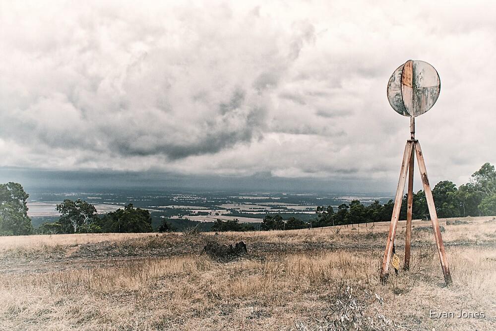 Road to Nowhere // 1 by Evan Jones
