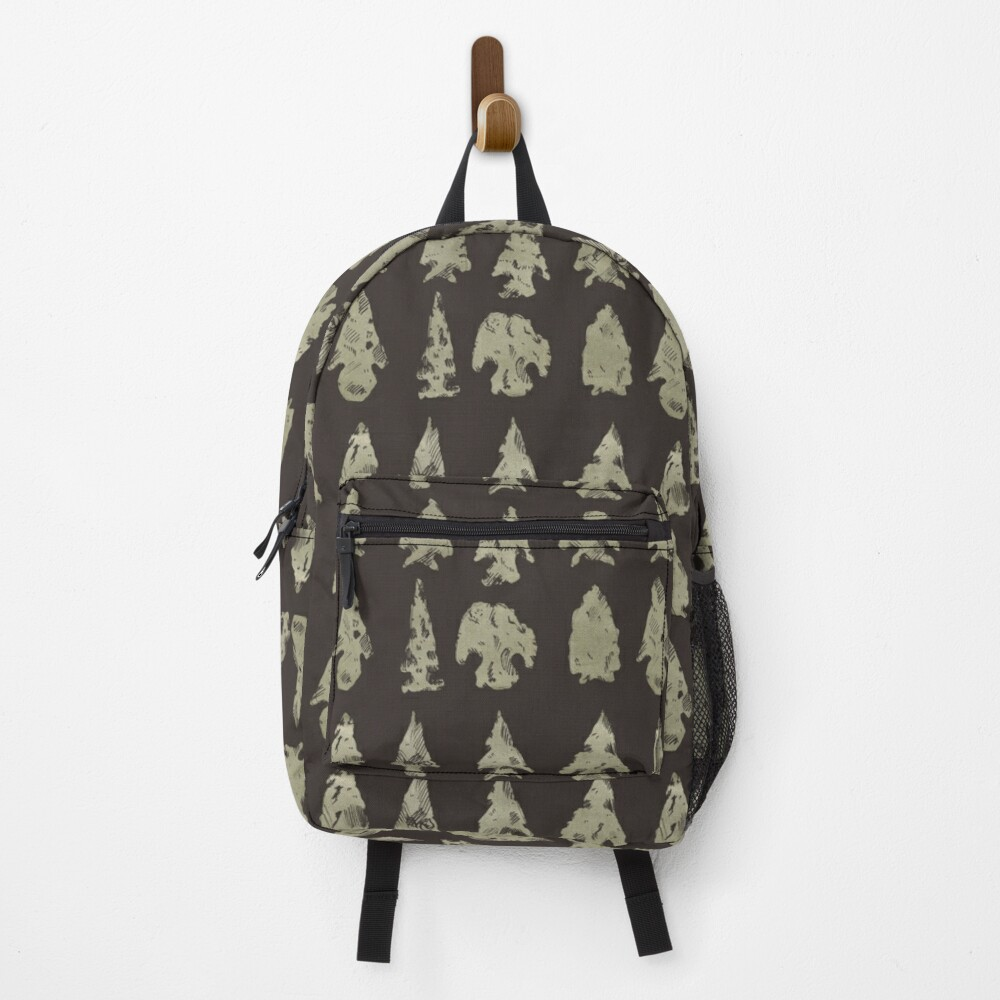 Arrow Heads Backpack