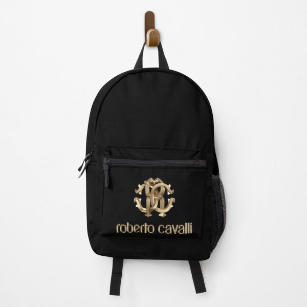 know yourself with the best clothes with roberto cavalli Backpack