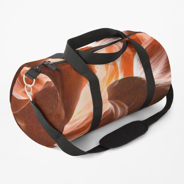 The Wave in Antelope Canyon - AZ Duffle Bag