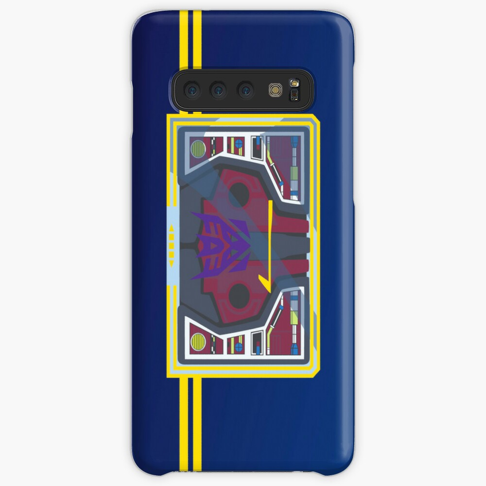 Soundwave Version 2 Case & Skin for Samsung Galaxy