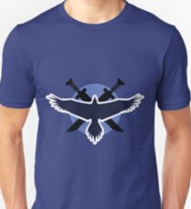 Halo Blue Flag Unisex T-Shirt
