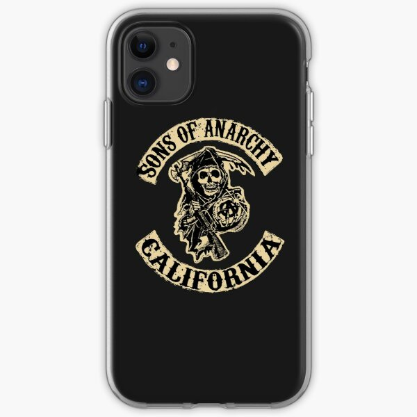 Sons of Anarchy iPhone Soft Case