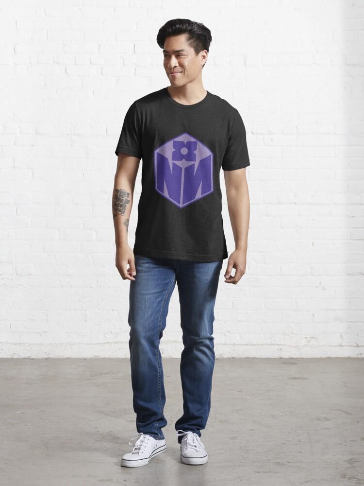 Alternate view of TWINNIES - N&N Logo Essential T-Shirt