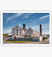 Islay: Lagavulin Sticker