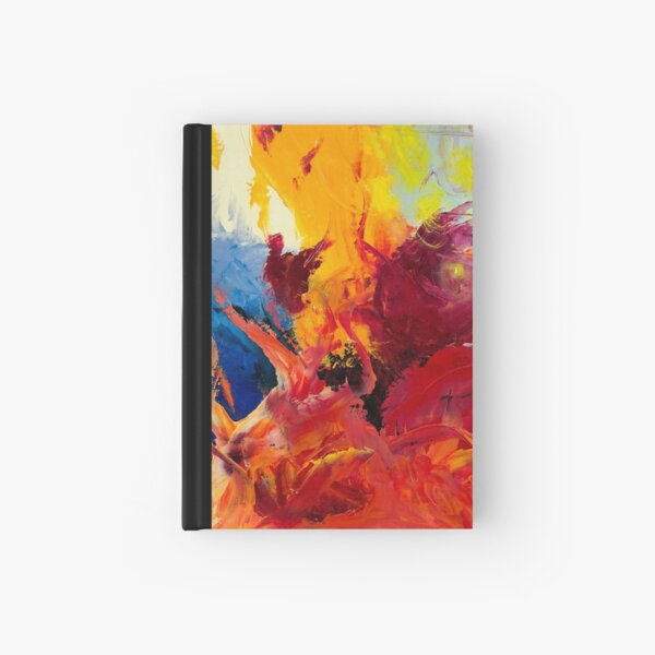 Passion One Oilpainting Hardcover Journal