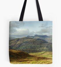 Langdale Skyline Tote Bag