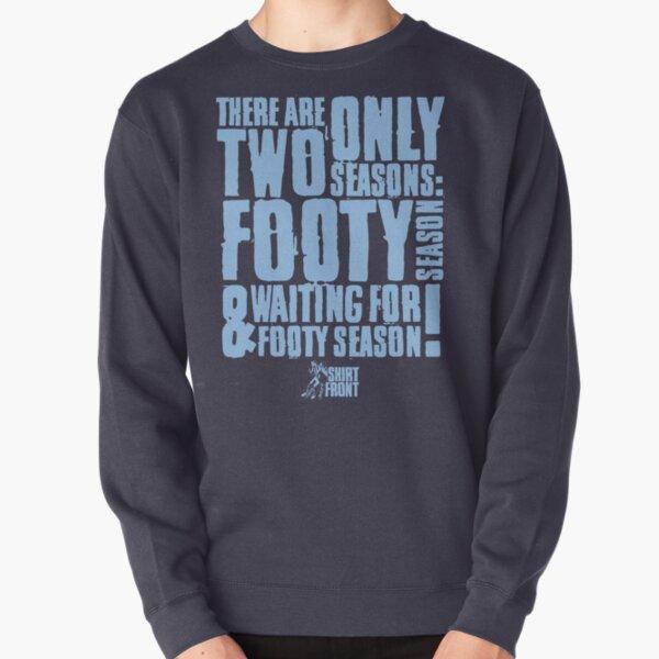 Two Seasons: Blues Pullover Sweatshirt