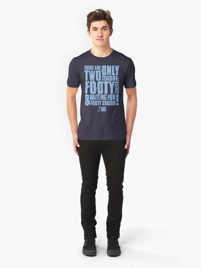 Alternate view of Two Seasons: Blues Slim Fit T-Shirt