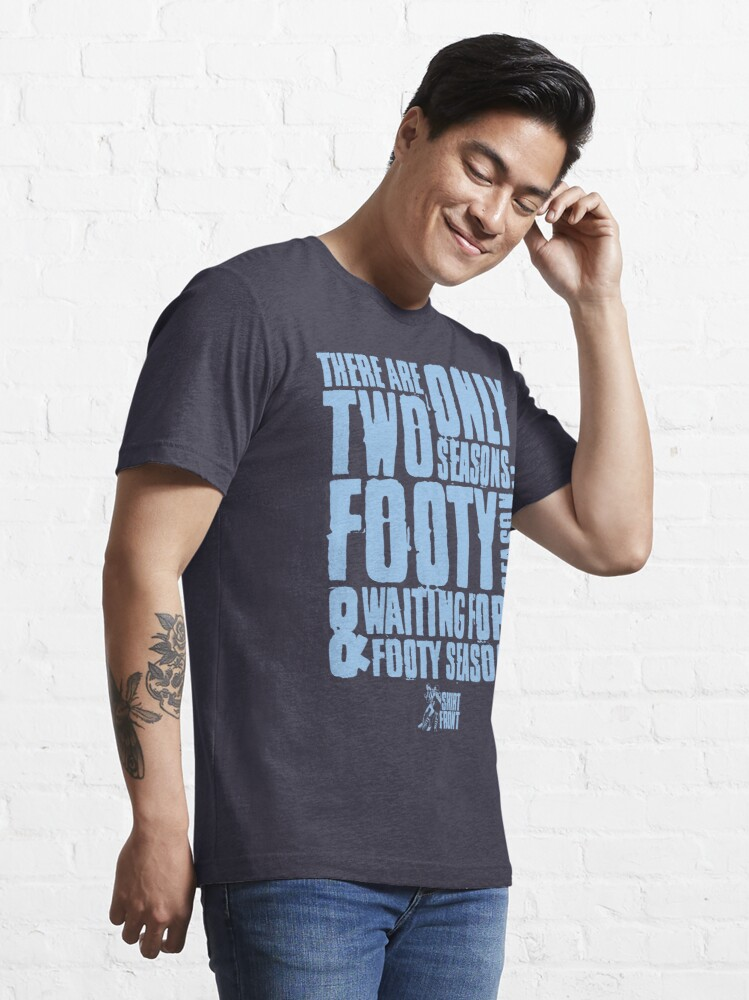 Alternate view of Two Seasons: Blues Essential T-Shirt