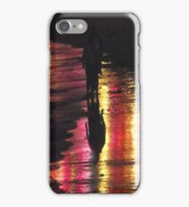 A Walk in the Dark iPhone Case/Skin