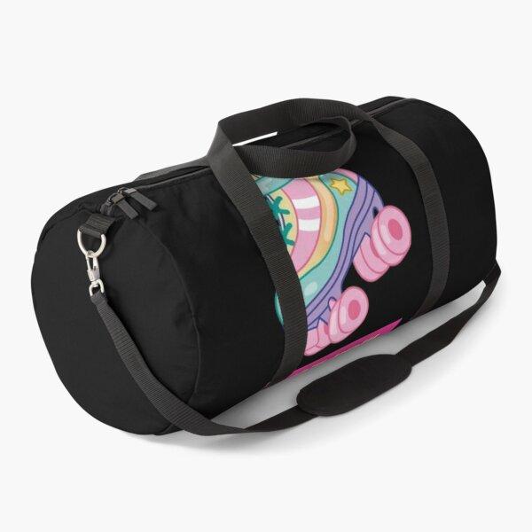 Rollerskate Let's Roll Duffle Bag