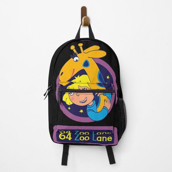 64 zoo lane Backpack