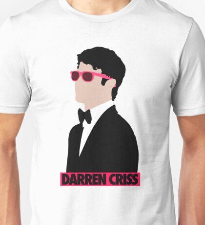 Darren Criss Golden Globes Unisex T-Shirt