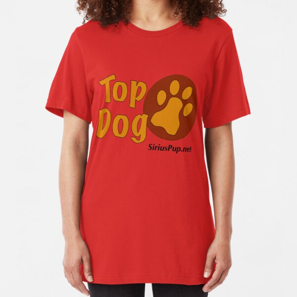 Top Dog Slim Fit T-Shirt