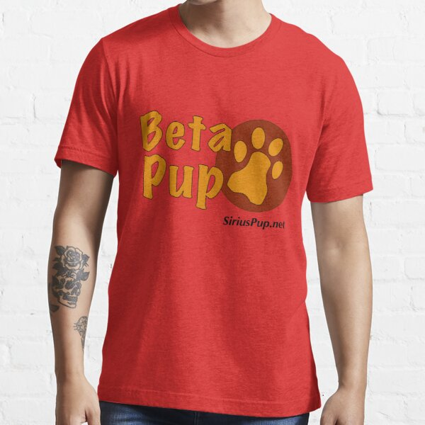 Beta Pup Essential T-Shirt