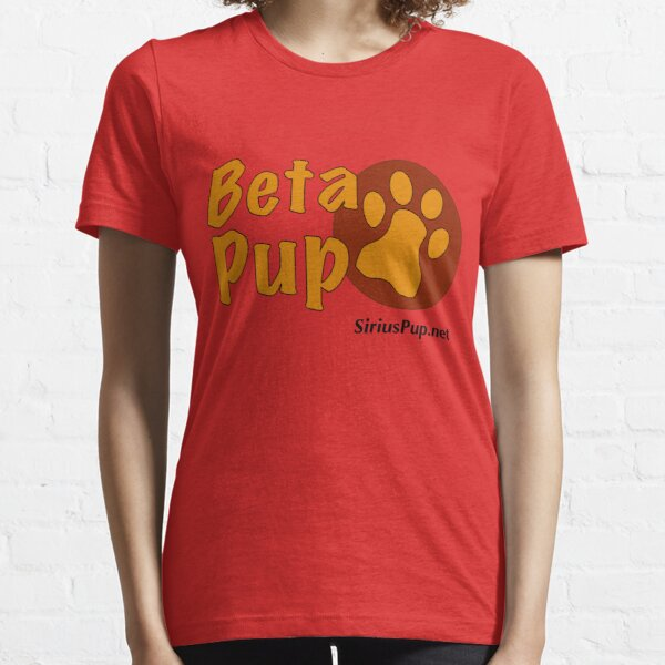 Beta Pup Essential T-Shirt