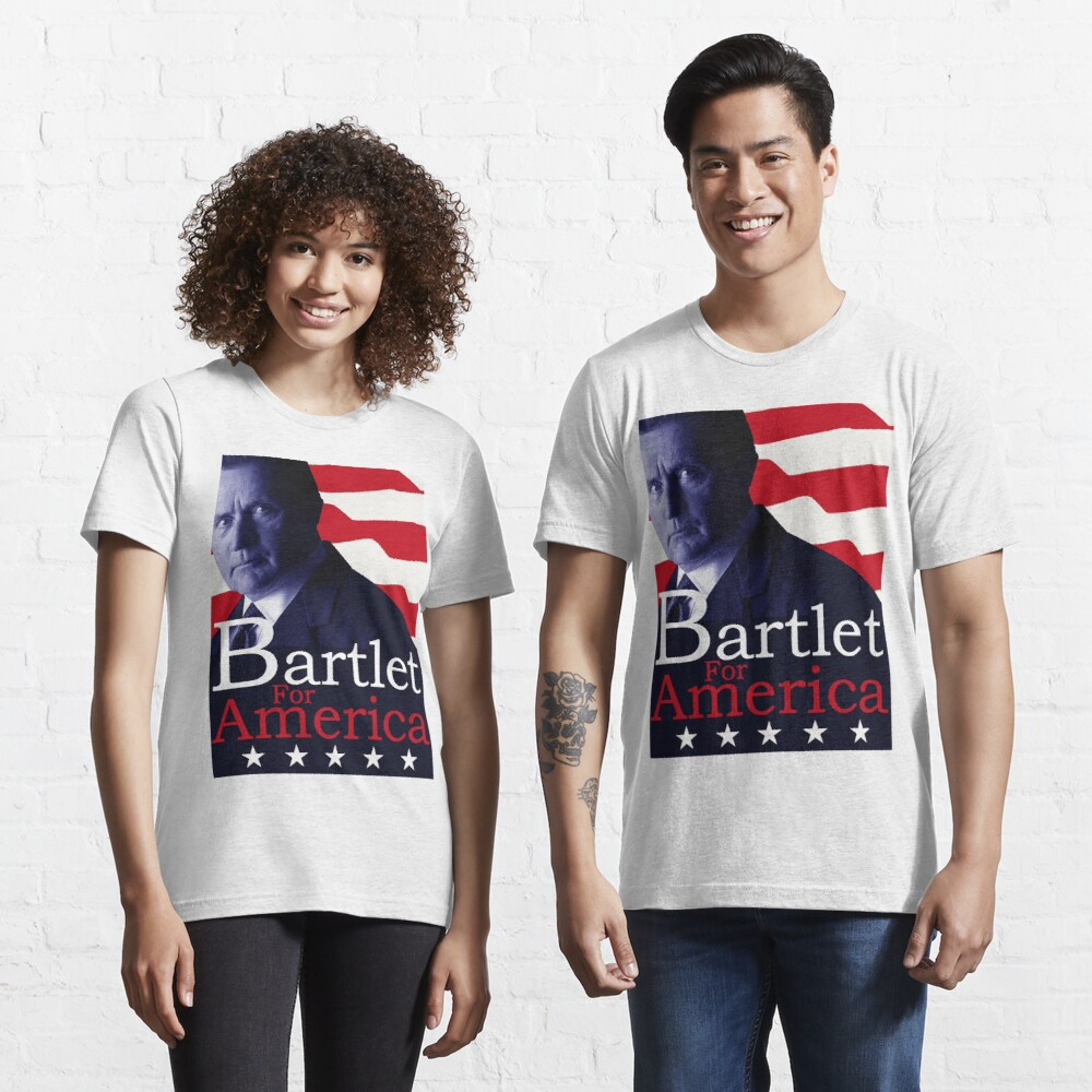 Bartlet for America - The West Wing Essential T-Shirt