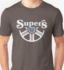 Tribute to Super 8 Cameras Unisex T-Shirt