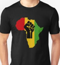 Camiseta unisex Africa Power