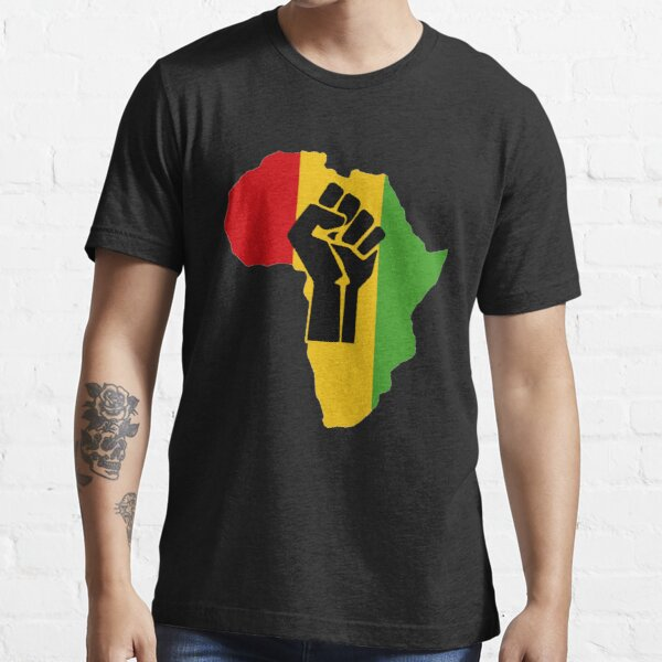 Afrika Macht Essential T-Shirt
