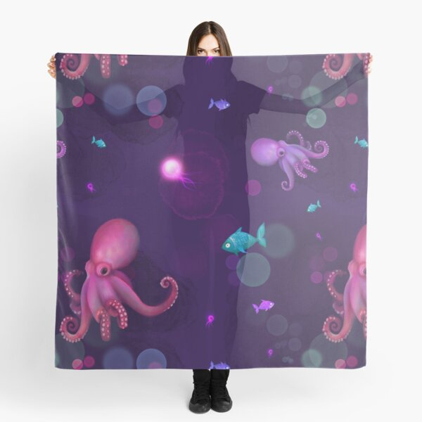 Under the sea Scarf