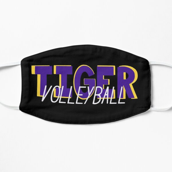 Tiger Volleyball Mask