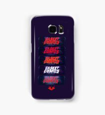 Caskets Comics Logo Samsung Galaxy Case/Skin