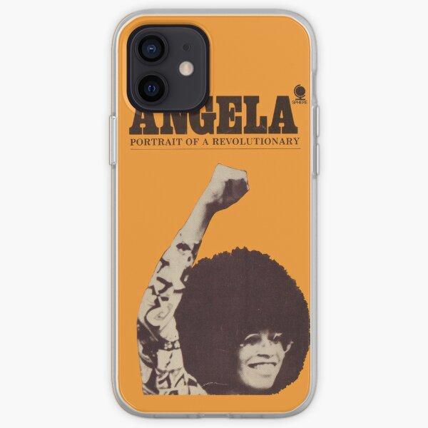 Angela Davis - Portait Of A Revolutionary iPhone Soft Case