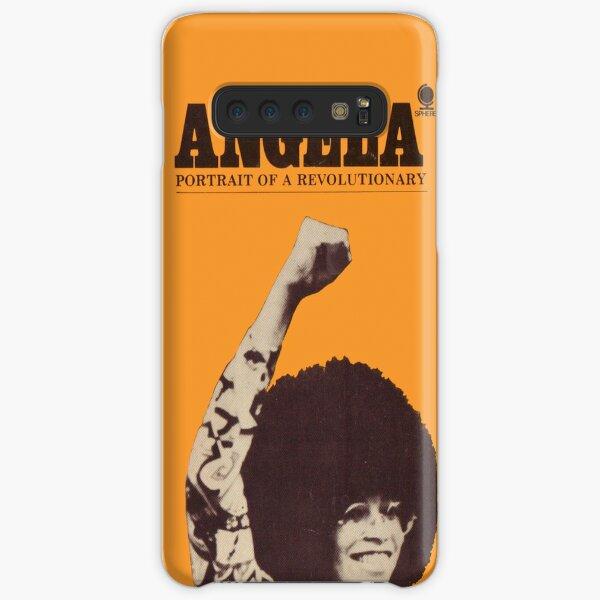 Angela Davis - Portait Of A Revolutionary Samsung Galaxy Snap Case