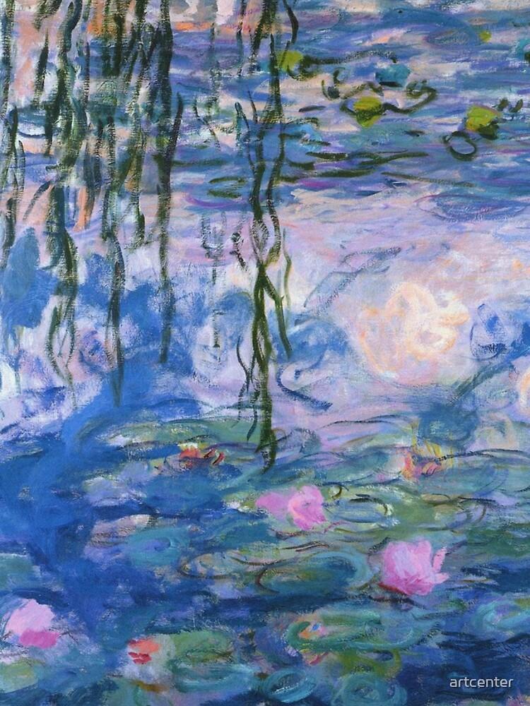 Claude Monet - Water Lilies by artcenter