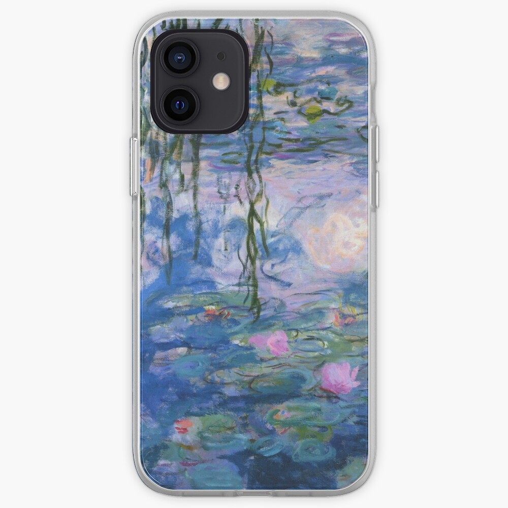 Claude Monet - Water Lilies iPhone Case & Cover