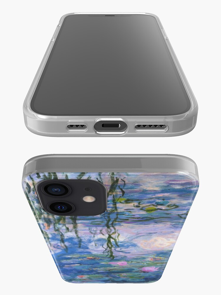 Alternate view of Claude Monet - Water Lilies iPhone Case & Cover