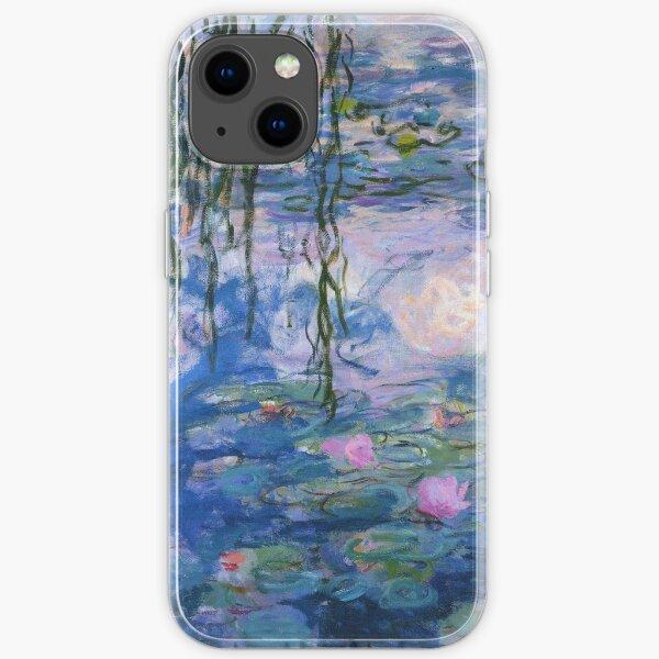 Claude Monet - Water Lilies iPhone Soft Case