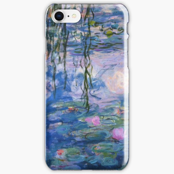 Claude Monet - Water Lilies iPhone Snap Case