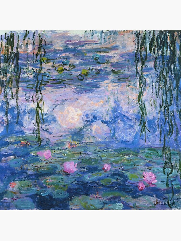 Claude Monet - Water Lilies by artcenter