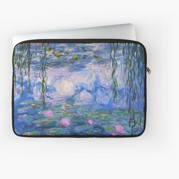 Claude Monet - Water Lilies Laptop Sleeve