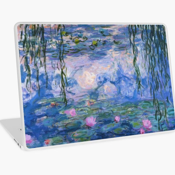 Claude Monet - Water Lilies Laptop Skin