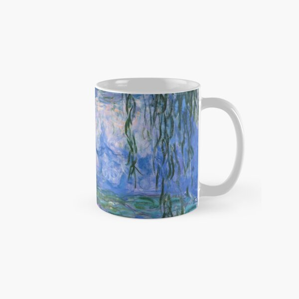 Claude Monet - Water Lilies Classic Mug