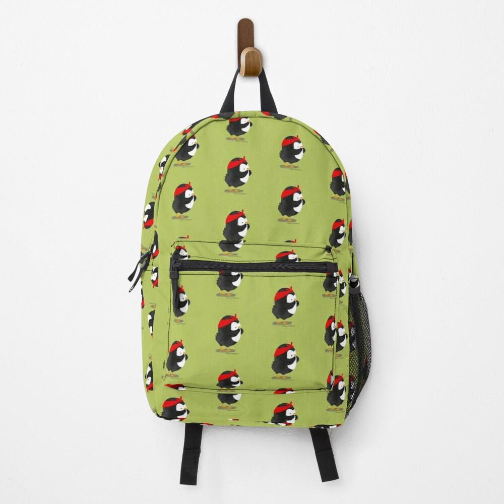 Pinup Penguin Backpack