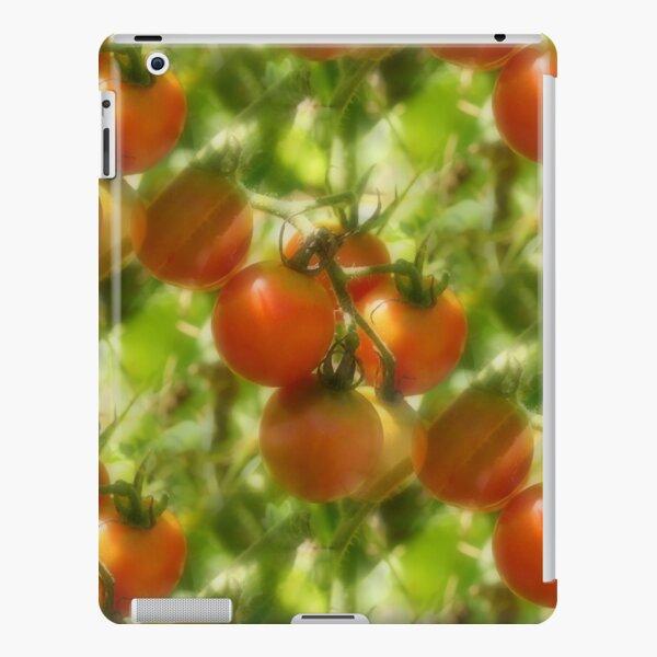 Garden Cherry Tomatoes Nature Pattern iPad Snap Case
