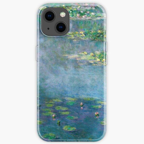 Claude Monet - Seerosen iPhone Flexible Hülle