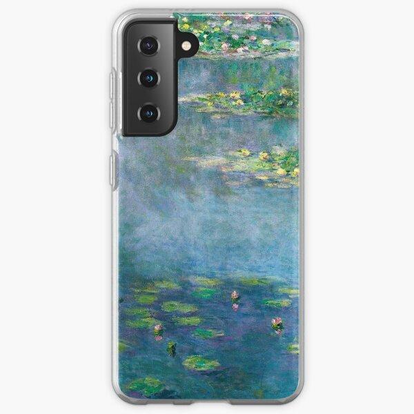Claude Monet - Water Lilies Samsung Galaxy Soft Case