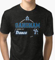Gangnam School of Dance Tri-blend T-Shirt