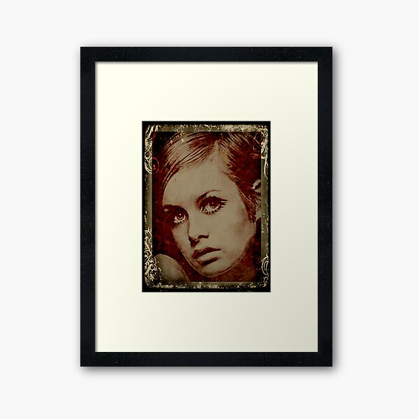 Scent of a woman Framed Art Print