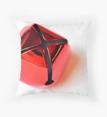 Jingle! Throw Pillow